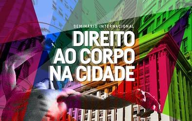 Direito ao Corpo na Cidade